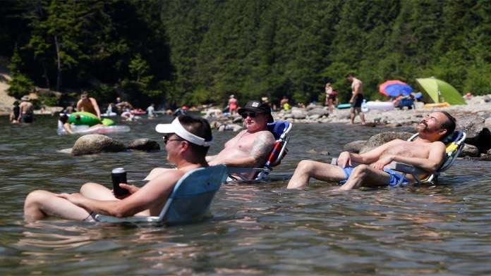 Canada, US Witnessing A New Round of Scorching Hot Temperatures