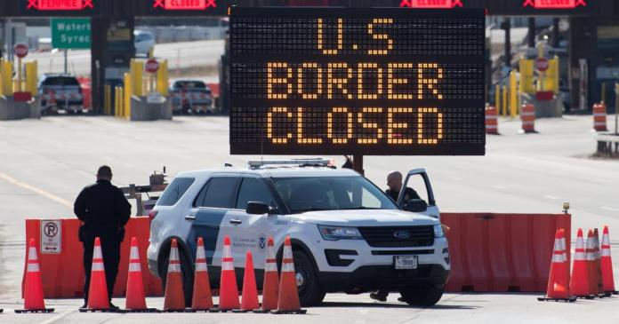 The US Extends Land Border Travel Restrictions with Mexico and Canada till August 21