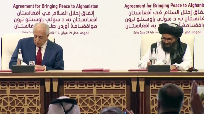 Taliban Offers Peace in Afghanistan in Exchange for New Government in Afghanistan