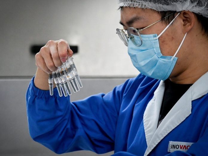 China to start Vaccinating Teenagers Against COVID-19 this Month