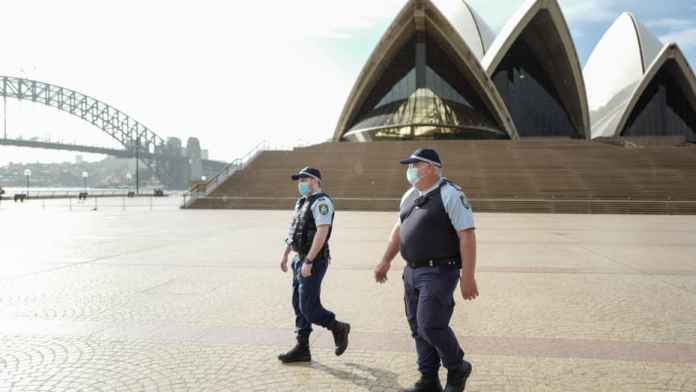 Australia Extends COVID-19 Restrictions as Cases in Sydney Continue to Rise