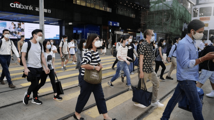 Hong Reports First Locally Transmitted Case in 58 Days