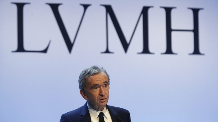 Bernard Arnault, Chairman and CEO of Louis Vuitton Overtakes Jeff Bezos as World's Richest Person
