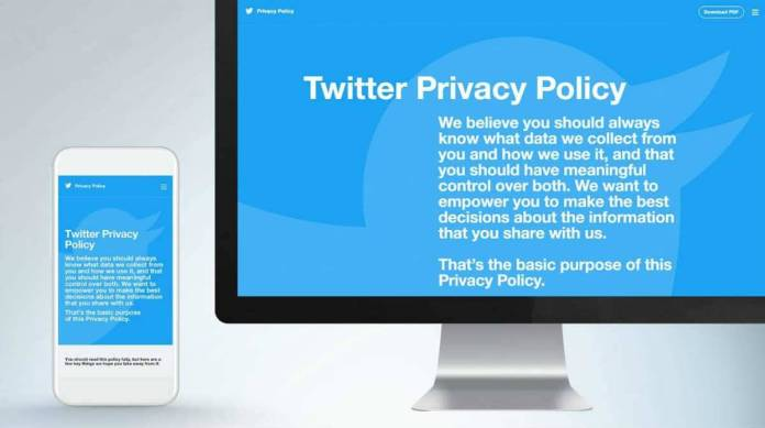 Twitter Updates its Privacy Policy, Explains it to the Users