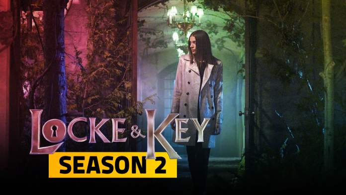 Locke and Key Season 2 is Coming to Netflix in October 2021