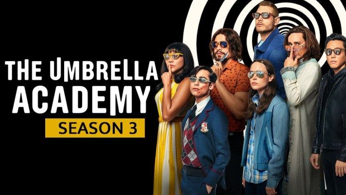 The Umbrella Academy Season 3 Wraps Up Production, Find Recent Updates Here