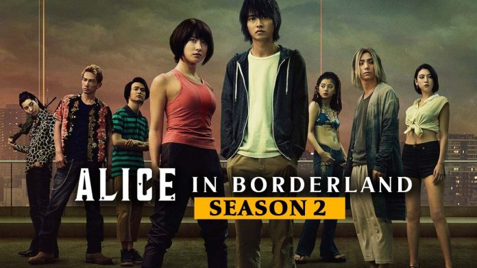 Alice in Borderland Season 2 Release Date, Production Updates, Cast, Plot, and Much More