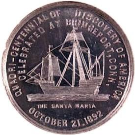 Columbian Coin Bridgeport