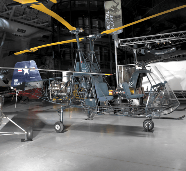 December 11: The World's First Jet-Powered Helicopter