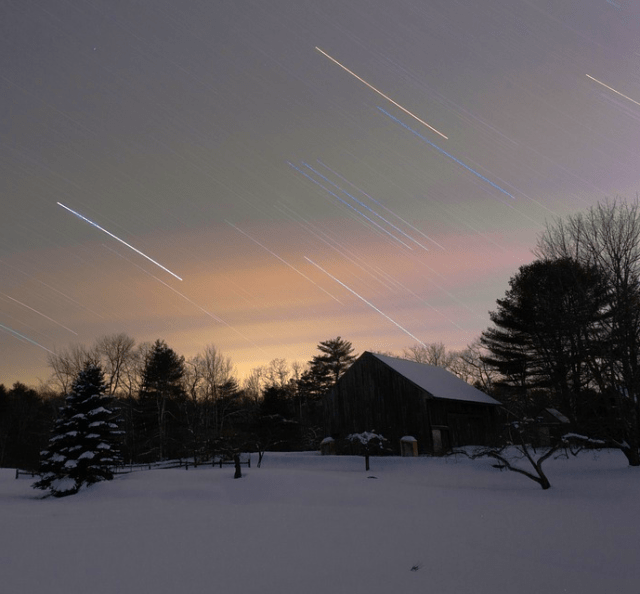 December 14: The First Recorded Meteorite Strike in the United States