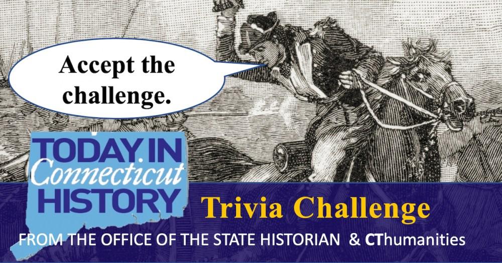 Benedict Arnold Trivia Challenge