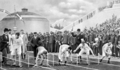 April 6th 1896 First Modern Olympics Opens