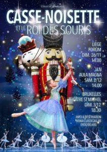 Casse Noisette Et Le Roi Des Souris : casse, noisette, souris, Casse-Noisettes, Souris, Agenda, TodayInLiege