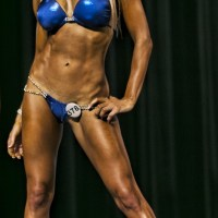 My first NPC bikini competition:  The good, the bad, and the oily