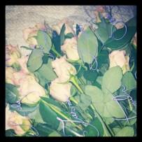 Flowers from my bestie