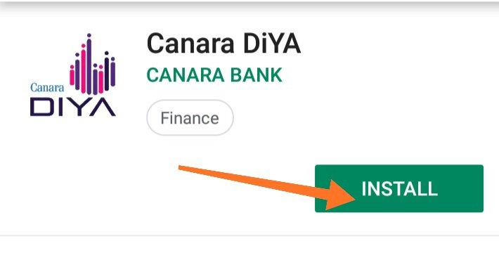 canara bank account
