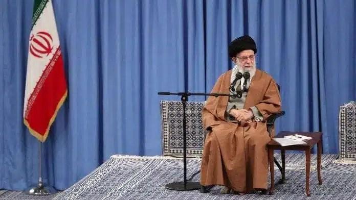 Photo: Iranian Supreme Leader Press Office/ HANDOUT/Anadolu Agency via Getty Images
