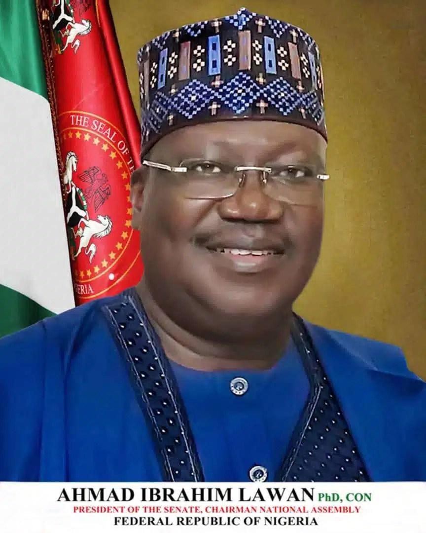 Ahamad Lawan Nigeria Senate President|Ahmad Lawan