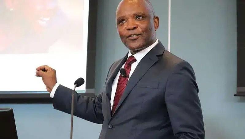 2018 Rollins School of Public Health Hubert Department of Global Health Talk Featuring Dr. John Nkengasong