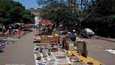 Masai Market in Nairobi