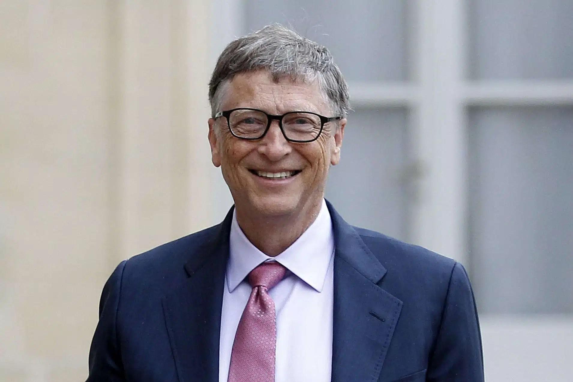 Bill GatesChesnot | Getty Images
