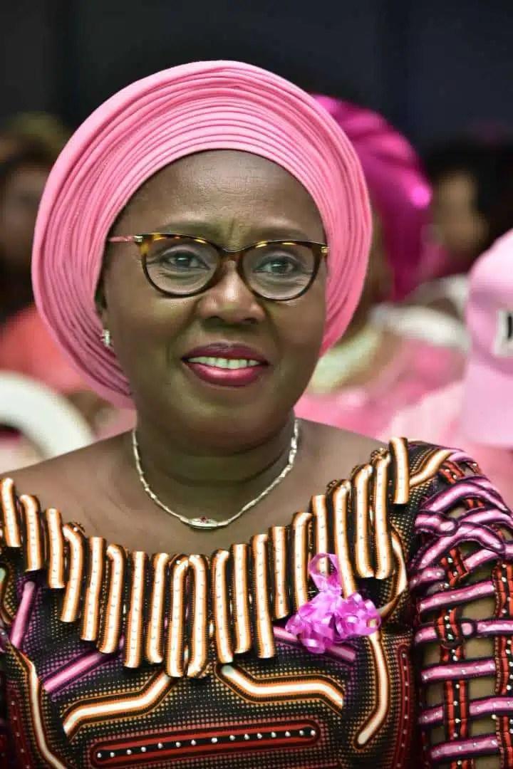 Founder of Breast Cancer Association of Nigeria