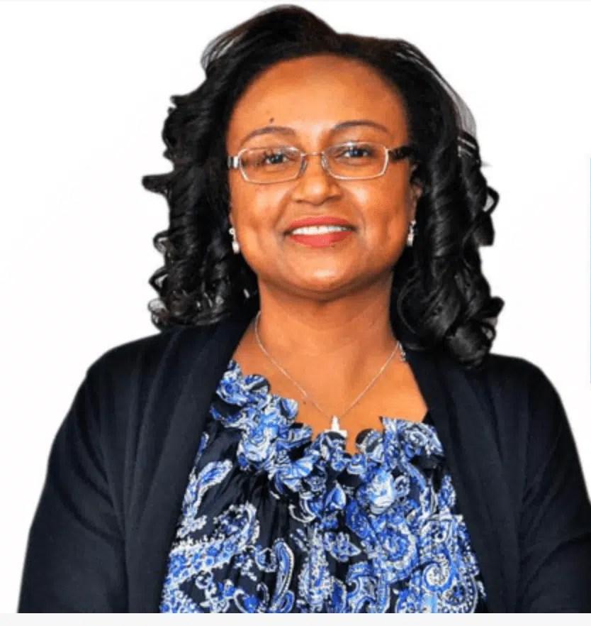 "Ms. Bajabulile ""Swazi"" Tshabalala as Acting Senior Vice President of the Bank with immediate effect."