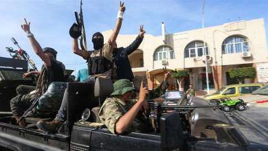 Libya's Government of National Accord has launched a counteroffensive against Haftar's forces [File: Hazem Turkia/Anadolu Agency]