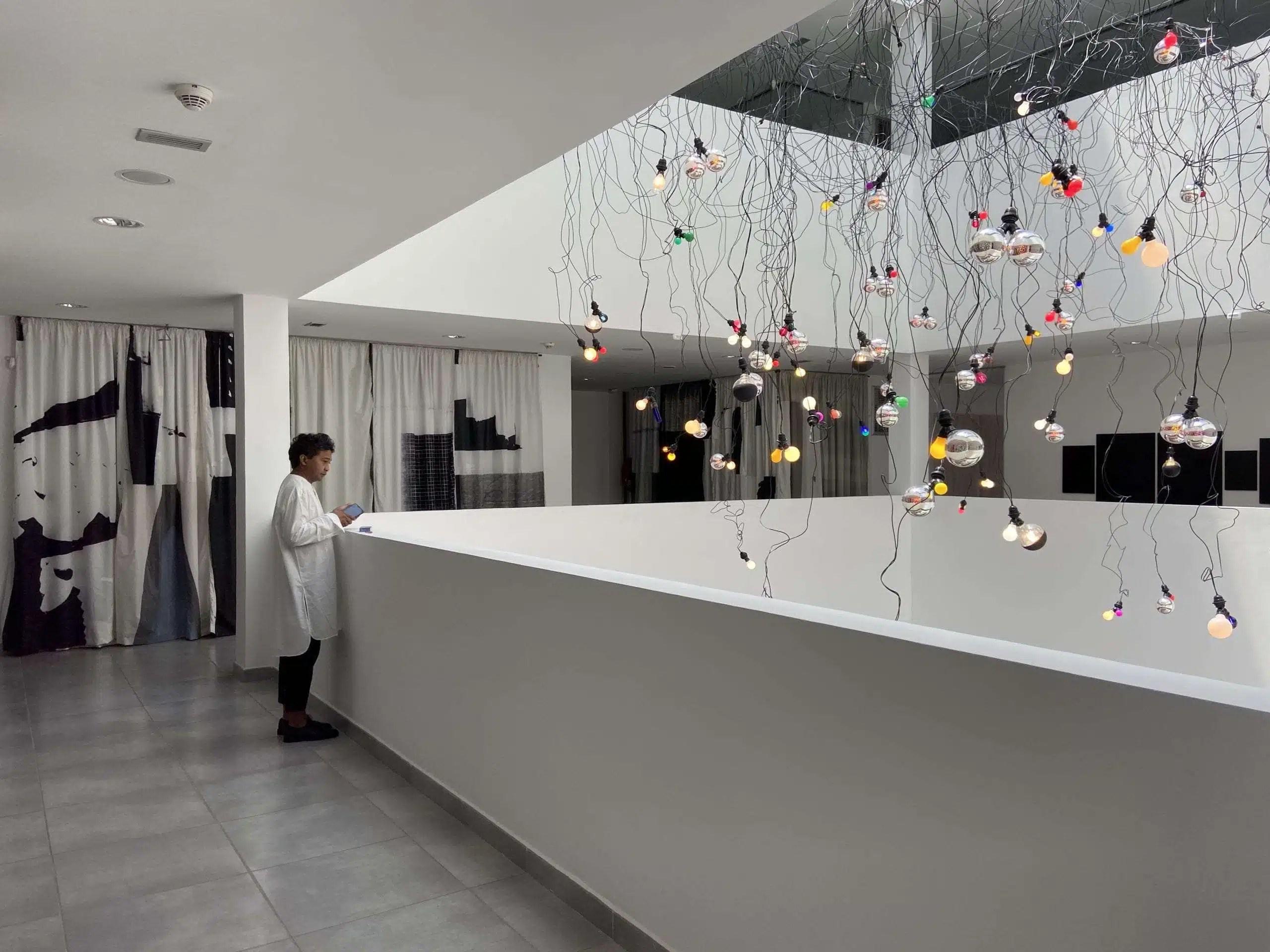 Joël Andrianomearisoa at Hakanto Contemporary