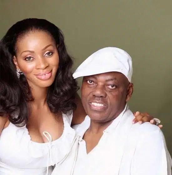 Razak Okoya with wife Shade|Razak Okoya