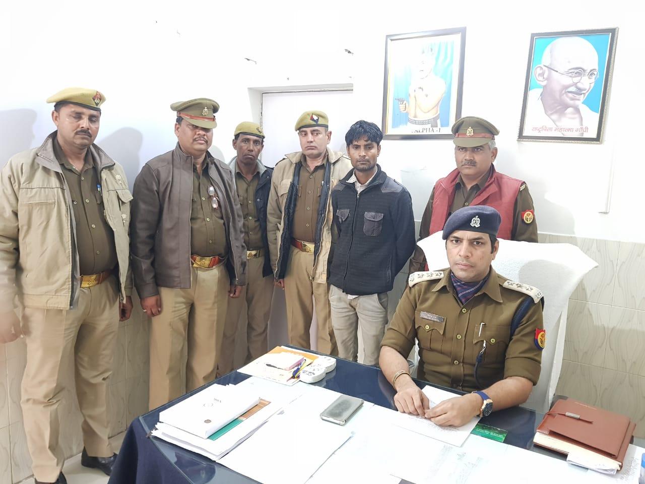 जनपद गौतमबुद्धनगर पुलिस का सराहनीय कार्य