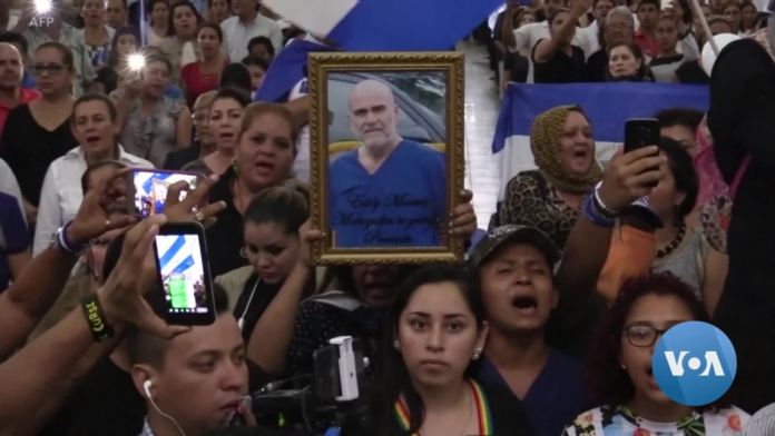 OAS, Opposition Demand Release of All Political Prisoners (Video)
