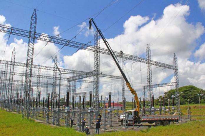 Nicaragua restores 95% electricity service