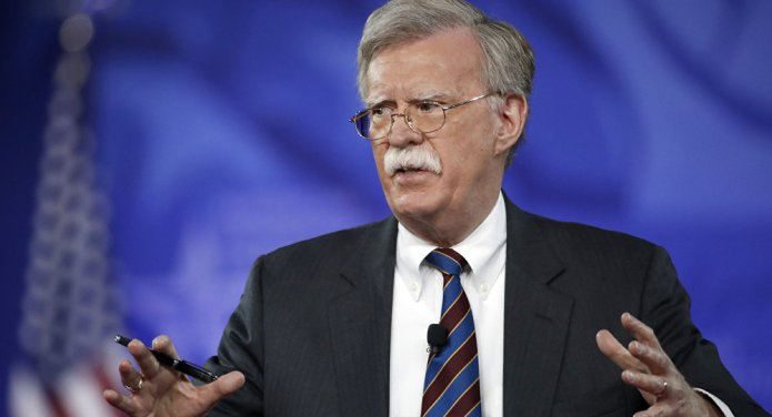 US National Security Adviser Announces Venezuela, Cuba & Nicaragua Sanctions