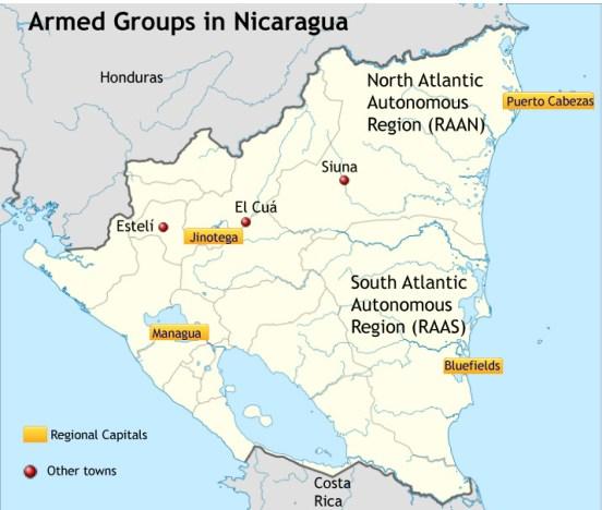 NICARAGUA 6-01