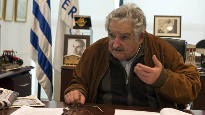 Uruguay President José Mujica