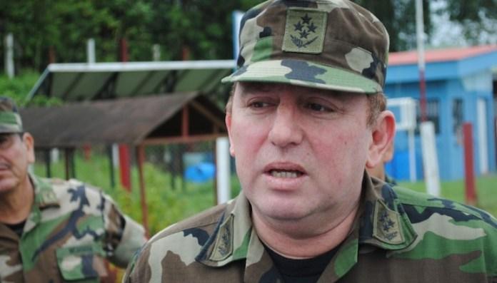 Nicaraguan army touts national security