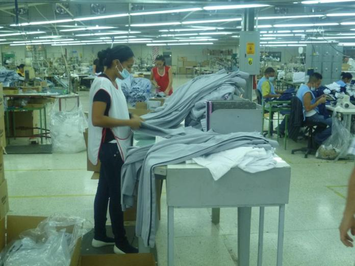 Zona Francas Leads Exports in Nicaragua