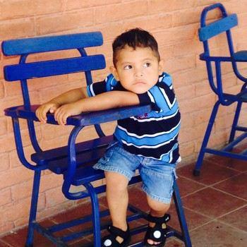 Child at Padre Nello School Nicaragua Tracy Iseminger
