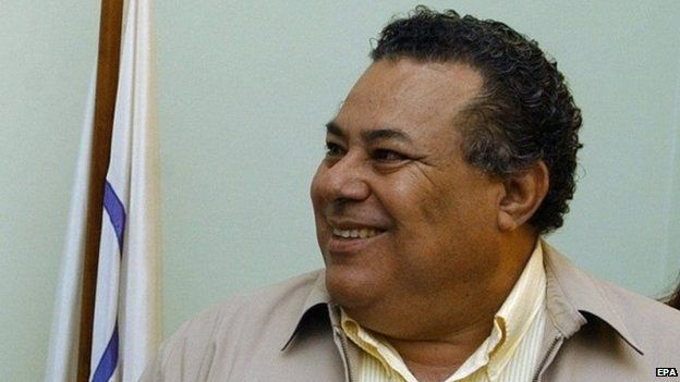 Julio Rocha has held prominent positions in football in central America