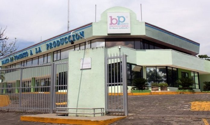 Private Capital in Nicaraguan State Bank