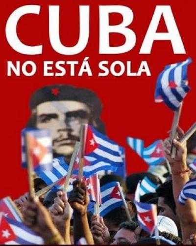 Activists in Nicaragua Reaffirm Unwavering Support for the Cuban Revolution