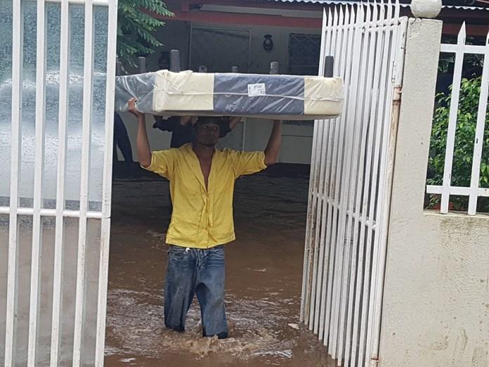 Nate Wreaks Havoc in Nicaragua