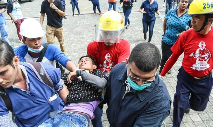 Clashes Leave At Least Seven Dead, Maybe Even Ten