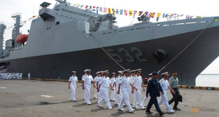 Taiwan warships drop anchor in Nicaragua amid sinking ties with China