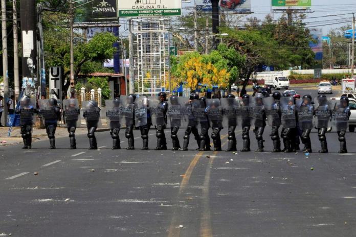 Repression Increases In Nicaragua: Government Censors News, Legitimizes Violence