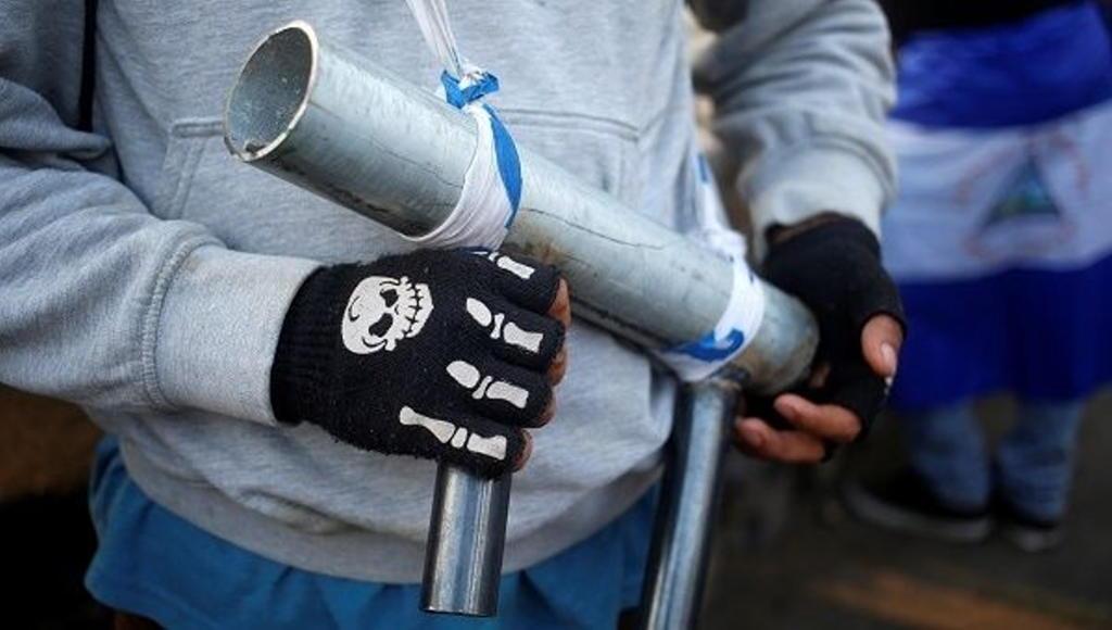 Никарагуа и Венесуэла: один враг и одна борьба за демократию.