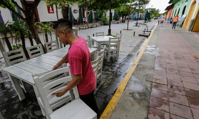 Anit-Government Protests Have Hit The Heart Of Nicaragua's Tourism