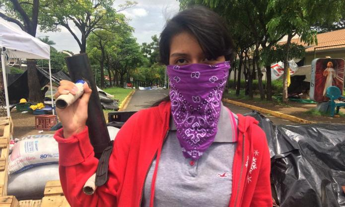 Resistance Is The New Curriculum At Nicaragua's Oldest University