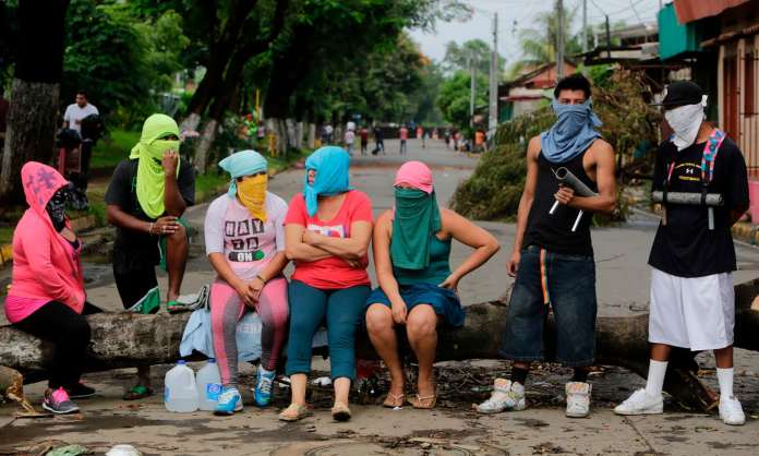 Masaya: Nicaragua's Sandinista Stronghold is a city 'at war' with the president